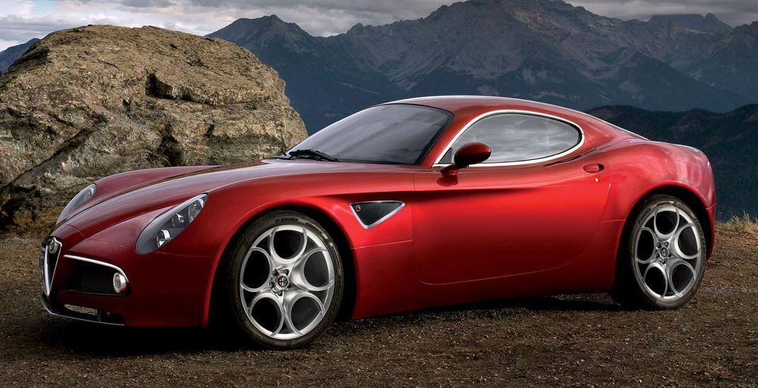 Alfa-Romeo-8C-Wallpaper