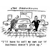 showroomhumor2 3 Ways Packs Prove Problematic For Dealers